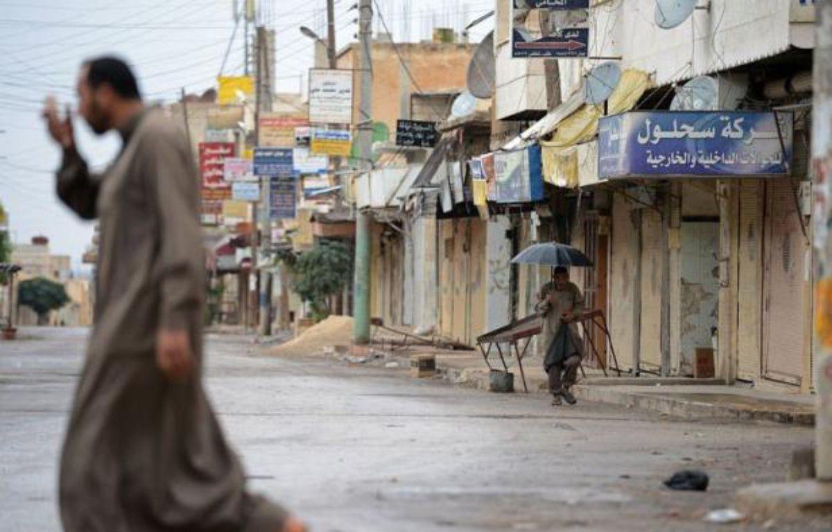 Cécile Aslanian est responsable de projet à Médecins sans frontières (MSF), pour qui elle a passé trois mois à installer un troisième hôpital de campagne dans le nord de la Syrie, où le régime de Bachar Al-Assad continue de refuser toute aide humanitaire à la population. – Philippe Desmazes afp.com