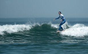 L'épreuve de surf ne sera pas à Sevran
