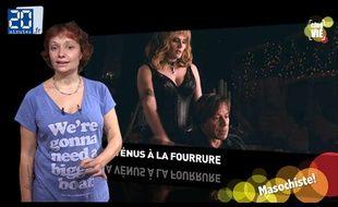 «La Vénus à la fourrure» décrypté dans «Ciné Vié», l'émission cinéma de «20 Minutes»