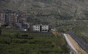 Le plateau du Golan.