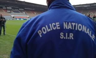 Les onze policiers strasbourgeois de la nouvelle section d'intervention rapide ont disposé d'une formation de trois jours au stade de la Meinau en ce début du mois de novembre, un mois avant leur première intervention probable.