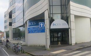 L'ICES à La Roche-sur-Yon.