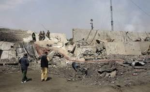 Un nouvel attentat-suicide revendiqué par les talibans, le deuxième en moins d'une semaine, a secoué la capitale afghane jeudi, faisant 10 morts dont deux militaires de l'Otan.