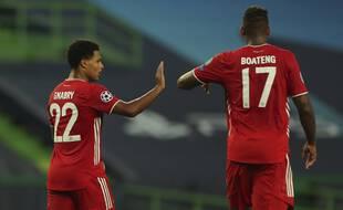 Jérôme Boateng n'est pas sûr de pouvoir disputer la finale face au PSG, dimanche 23 août.