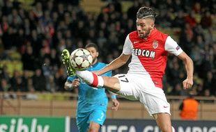 Yannick Ferreira Carrasco et les Monégasques ont battu le Zénith (2-0).