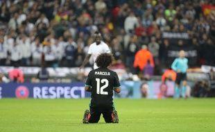 Marcelo n'est plus que l'ombre du meilleur latéral du monde.