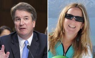 Le juge candidat à la Cour suprême, Brett Kavanaugh, est accusé par une universitaire, Christine Ford, d'agression sexuelle dans les années 80