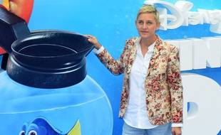 Ellen DeGeneres à Londres
