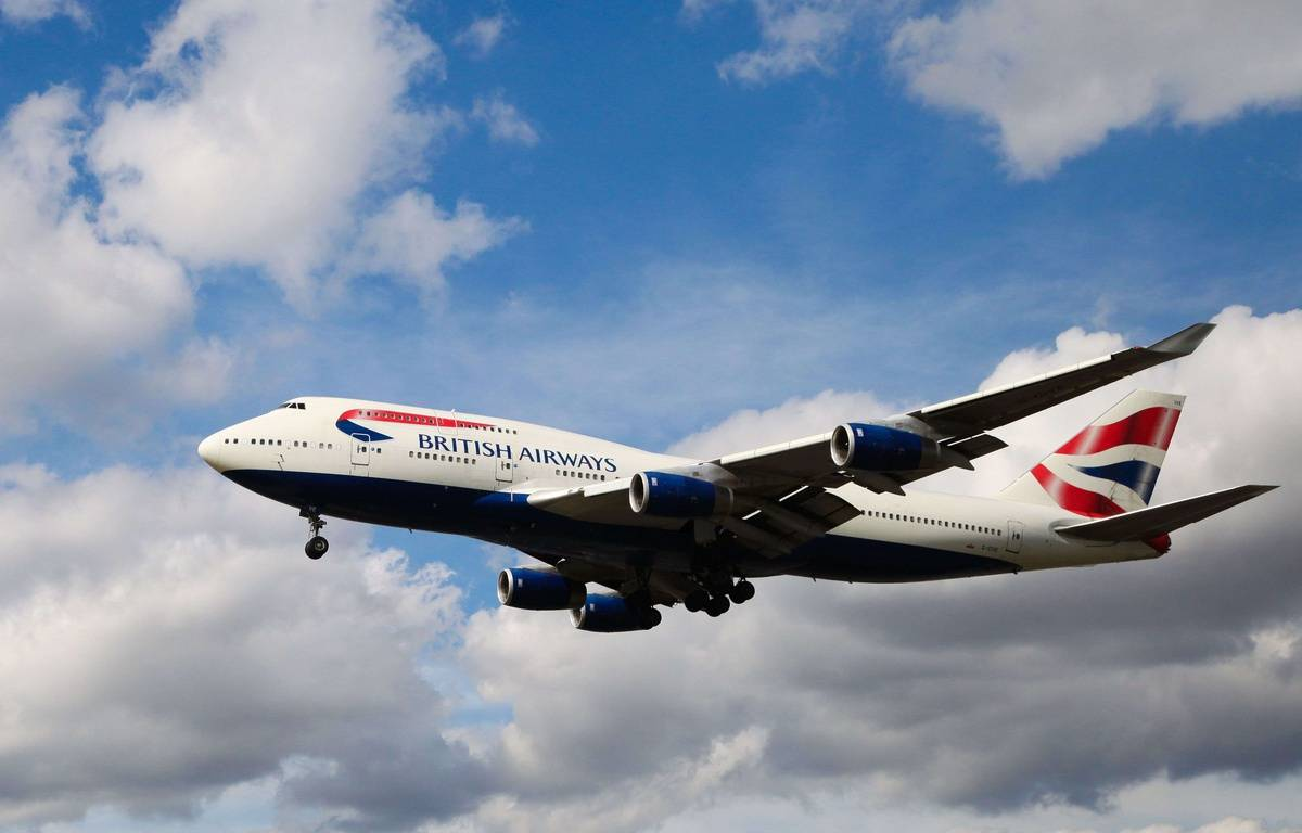 Un Boeing 747 de la compagnie British Airways. Dinendra Haria/Shutters/SIPA – Dinendra Haria/Shutters/SIPA