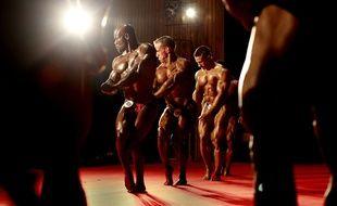 Un bodybuilder a frappé un juge durant l'IFBB Diamond Cup (illustration