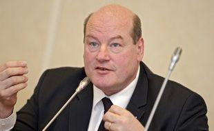 Luc Johann, le nouveau recteur de l'académie de Lille.