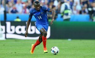 Blaise Matuidi lors de France-Roumanie, en ouverture de l'Euro 2016, le 10 juin au Stade de France.