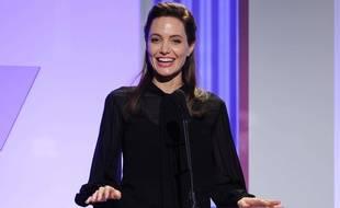 Angelina Jolie, le 10 décembre 2014, à Los Angeles.