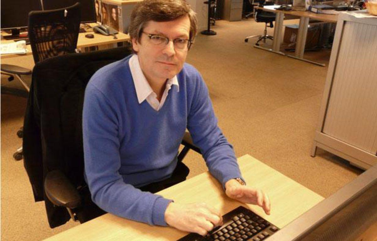 Le sociologue Jean-François Amadieu – C.GONTHIER // 20 MINUTES