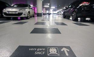 Le nouveau parking de la gare de Rennes est opérationnel à 100% depuis le 2 novembre 2017.
