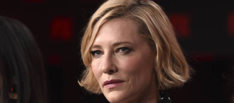 L'actrice Cate Blanchett.