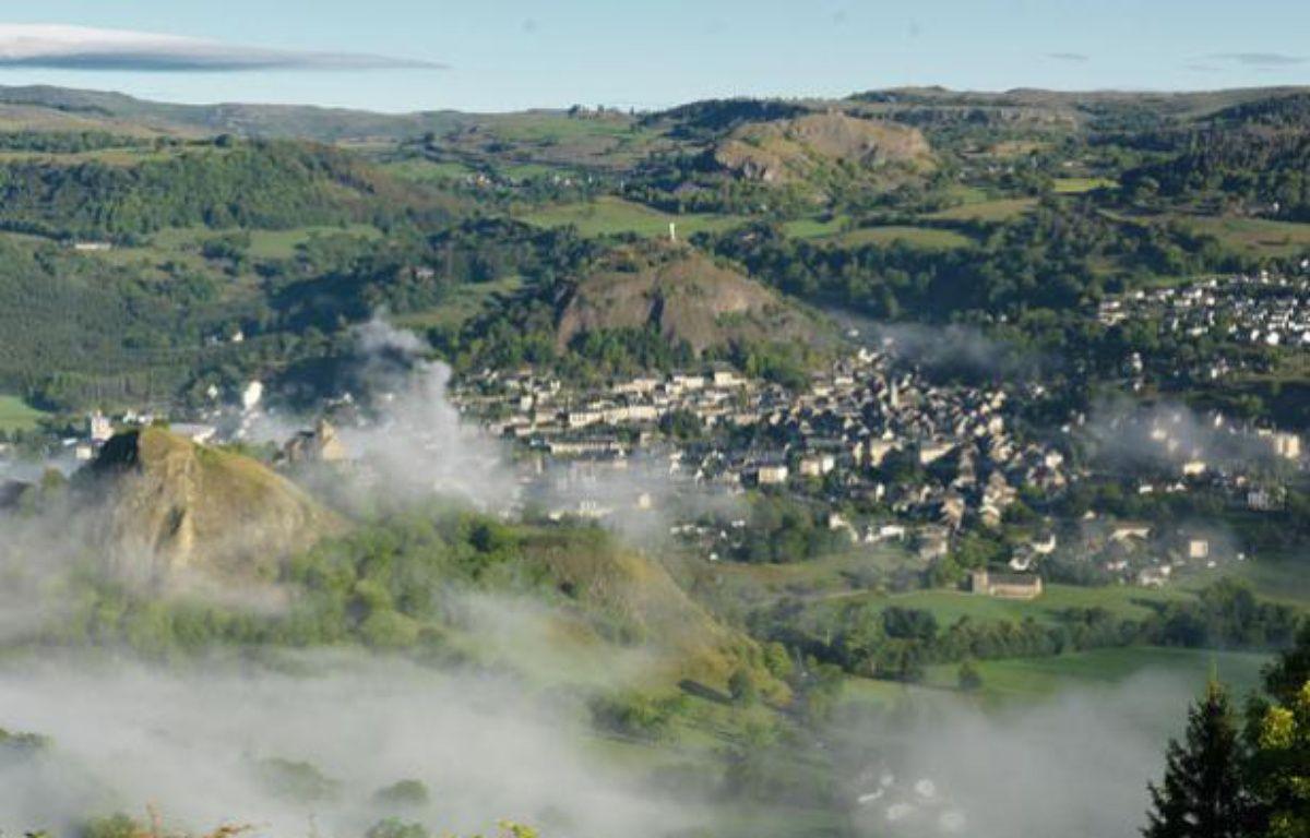Murat, cantal (Auvergne), nouveau bassin d'emploi – DR