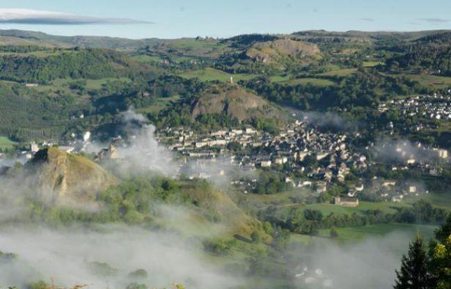 Murat, cantal (Auvergne), nouveau bassin d'emploi