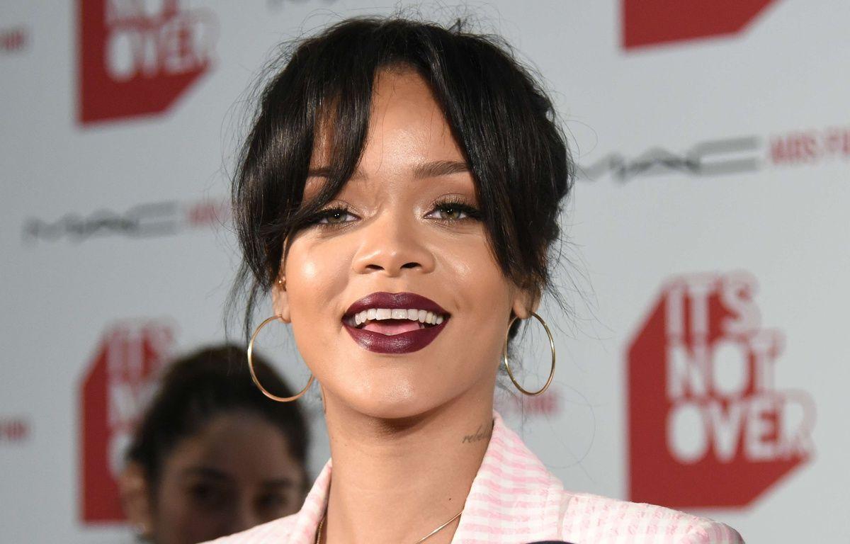 Rihanna, le 18 novembre 2014, à Los Angeles. – Rob Latour/AP/SIPA