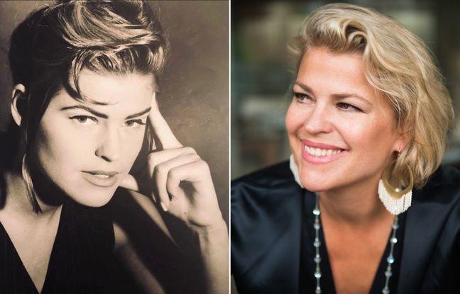 Ebba Karlsson dans les années 1990 et en 2019.