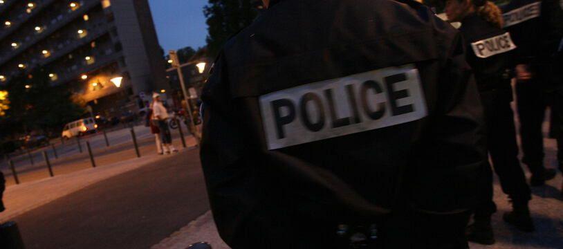 Une patrouille de la police. (Illustration)