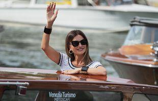 Penelope Cruz à Venise, c'est tellement de beauté réunie !