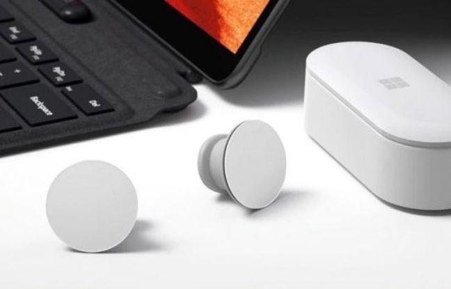 Microsoft se lance dans la course aux écouteurs sans fil