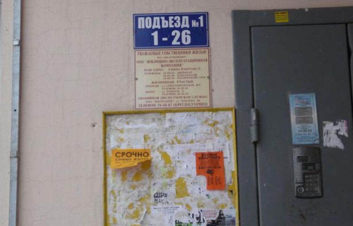 Gérard Depardieu est enregistré au 1, rue de la Démocratie, à Saransk, capitale de la Mordovie. – 20 Minutes