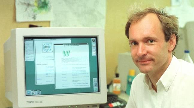 Le Cern vous propose de surfer à nouveau sur le WorldWideWeb de 1990