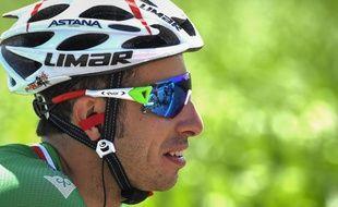 Fabio Aru sur le Tour de France 2017.