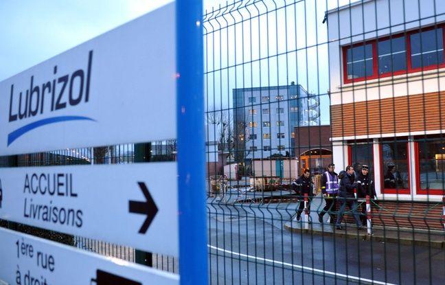 Incendie de Lubrizol: La réouverture partielle en bonne voie