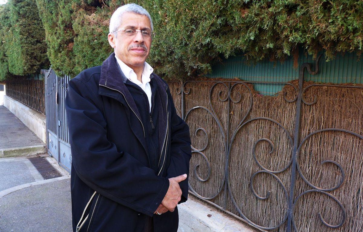 Boubekeur Bekri est imam et recteur dans une mosquée de Nice.  – M. Frénois / ANP / 20 Minutes