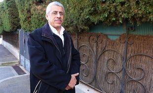 Boubekeur Bekri est imam et recteur dans une mosquée de Nice.