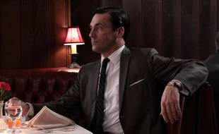 Jon Hamm alias Don Draper dans la série culte «Mad Men».