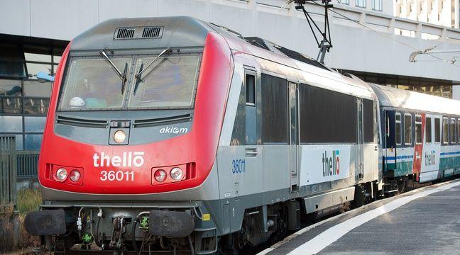 Thello veut fermer sa ligne Marseille-Nice-Milan en 2021
