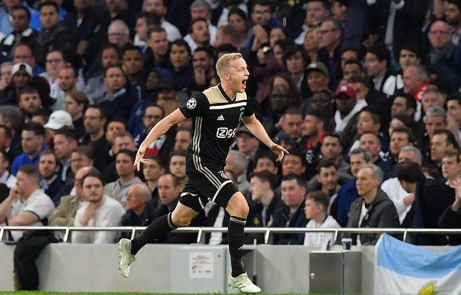 Mercato PSG: Dernière pépite de l'Ajax, Van de Beek en contact avec Paris?