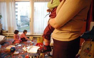 En France, on compte 380 000 assistantes maternelles agréées