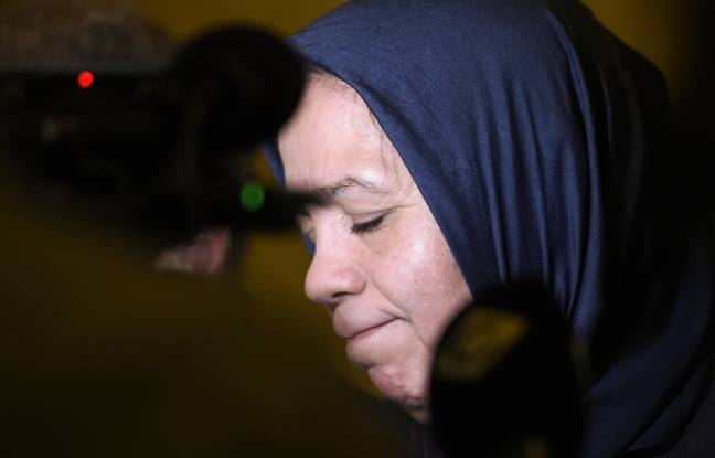 Latifa Ibn Ziaten réagit après les soupçons sur l'agressionde son fils