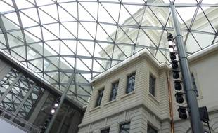 Le Grand Hôtel-Dieu métamorphosé rouvre ce 27 avril au public en plein centre de Lyon.