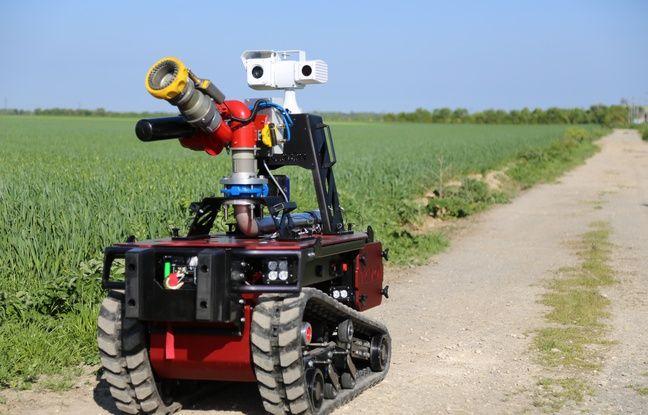 Le robot Sentinel est très polyvalent.