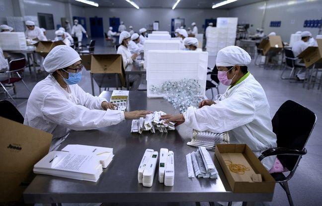 648x415 laboratoire participe recherche vaccin shenyang chine
