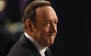 Kevin Spacey au SAG Awards, en janvier 2016