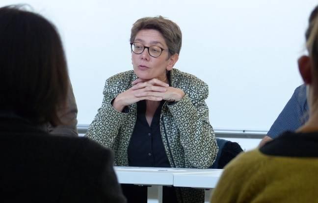 Le 21 novembre 2017. Des migrants sont abrités depuis quelques jours dans un amphi de Lyon-II sur le campus de Bron. La présidente de Lyon-II Nathalie Dompnier a refusé de mettre ces personnes à la rue.