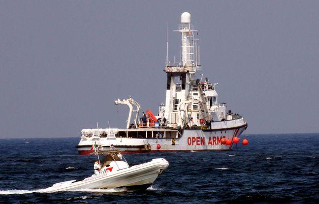 648x415 bateau sauvetage migrants ong open arms