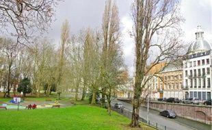 La remise en eau du Peuple-Belge se fera jusqu'à l'ancien Hospice général.