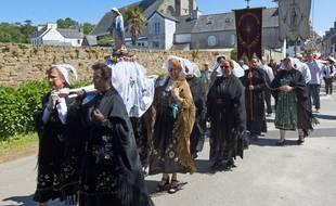 Pardon de Saint Jean du Doigt