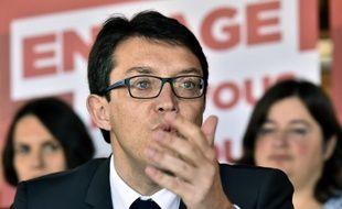 Christophe Clergeau, candidat PS pour les régionales en Pays de la Loire