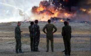 Les attaques visant les forces de l'ordre sont fréquentes au Daguestan.