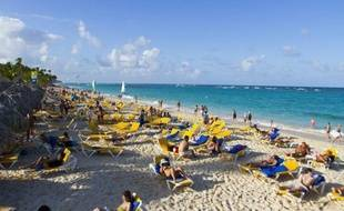 L'accident a eu lieu en République dominicaine où la trentenaire était en vacances