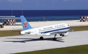 Illustration d'un avion de la China Southern Company.